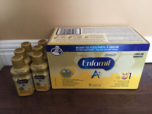 One case of enfamil A+