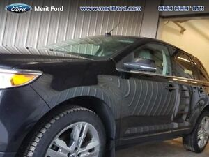 2014 Ford Edge Limited  - one owner - local - trade-in - sk tax