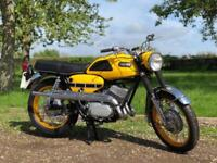 Yamaha YR2C 1969 350cc, Fully reconditioned, Low miles, Imported from America