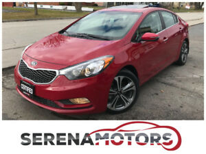 KIA FORTE EX AUTO | 107K | ONE OWNER | NO ACCIDENTS | CERTIFIED