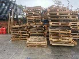 Free Wooden Pallets Fire Wood