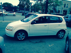 $4900 OBO 2007 Pontiac Wave (Almost perfect condition)