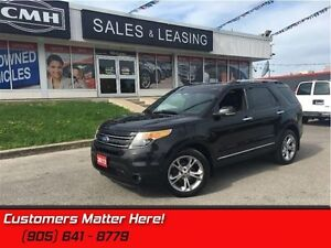 2012 Ford Explorer Limited   *CERTIFIED*