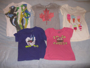 Girls Clothing size 10t-12t Lot of 31