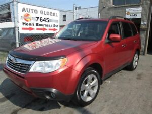 Subaru Forester AUTO,AWD,A/C,NAVI,MAGS,TOIT PANO 2010