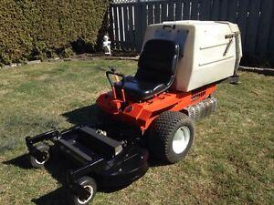 Walker tractor 16hp