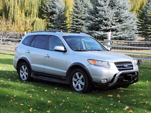 2007 Hyundai Santa Fe Fully Loaded SUV, Crossover