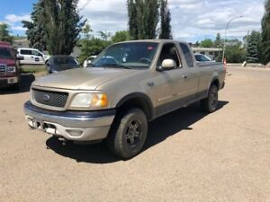 2000 Ford F-150 Supercab 4WD