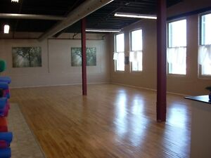LOFT OFFICES OR STUDIO AVAILABLE FOR LEASE-- PRICE REDUCED
