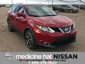 2018 Nissan Qashqai SL AWD *HEATED SEATS NAV BLUETOOTH