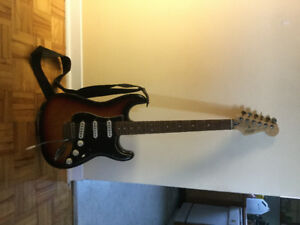 GUITARE FENDER SQUIER VINTAGE MODIFIED STRATOCASTER
