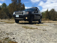 2004 Jeep Grand Cherokee Special Edition SUV, Crossover