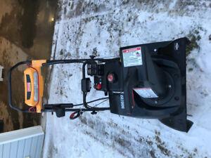 Craftsman Professional Series Electric Start Snowblower