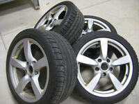 18-inch Cayman or Boxter Winter Tire and wheel package w/ TPMS