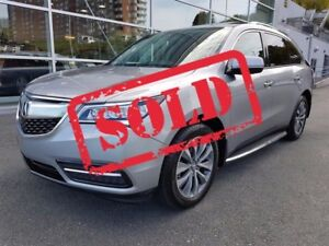 Acura MDX SOLD! 2016