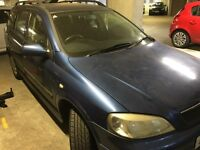 2002 Vauxhall Astra 1.6 Estate