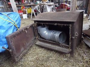 very big wood stove for sale Kitchener / Waterloo Kitchener Area image 3