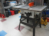 "Rockwell 9"" Table Saw/Stand"
