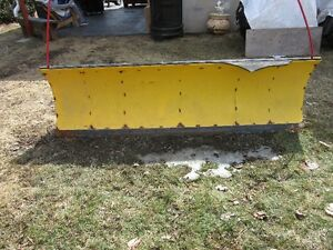 Snow Bear Plow 7 foot