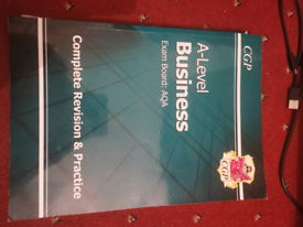 A level business book