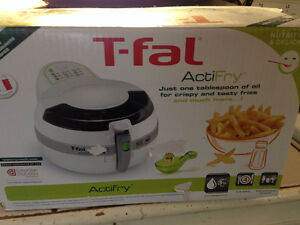 T-Fal Actifry Deep Fryer - Brand New - used once
