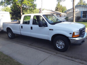 Will trade f350 crewcab for mustang  or motorcycle or?
