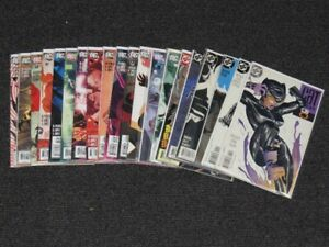 DC Comics 2002-2008 Catwoman Comic Book Collection Lot