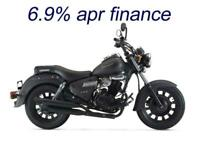 New Keeway Superlight 125 Super light 125 LTD 125cc motorcycle