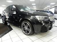 2015 64 BMW X4 3.0 XDRIVE30D M SPORT AUTO 255 BHP DIESEL