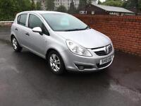 2010-10 Vauxhall/ Corsa 1.2i 16v ( 85ps ) ( a/c ) Energy 5-DR One Former Owner