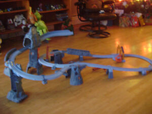 Thomas the Tank Engine Trackmaster(20 engines) & Blue Mtn Quarry