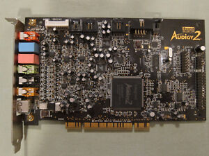 Creative Labs Sound Blaster Audigy 2