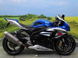 Suzuki GSXR1000 L4 **Low mileage fully serviced bike with Lifetime Warranty*
