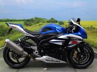 Suzuki GSXR1000 L4 **Low mileage fully serviced bike with Lifetime Warranty*