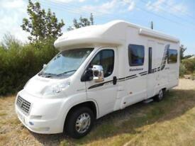 SWIFT SUNDANCE 620FB 4 BERTH FIXED BED LOW MILEAGE MOTORHOME FOR SALE