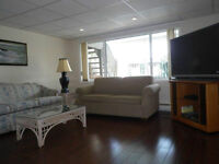 AVAIL NOW! Spacious, Bright & Private 1 Bdrm in Departure Bay