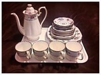 "Royal Albert China set ""Petit Point"""