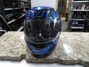 CASQUE RACING FULL FACE ICON Saguenay Saguenay-Lac-Saint-Jean image 1