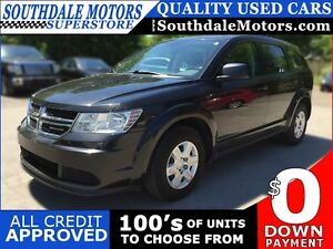 2012 DODGE JOURNEY AMERICAN VALUE PACKAGE * PREMIUM CLOTH SEATIN