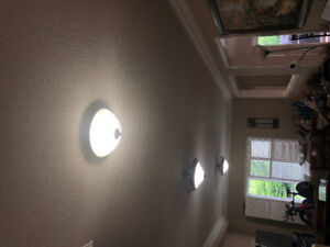 3-pc Ceiling lights
