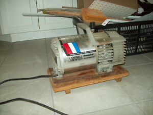 Bench Air Compressor