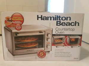 Hamilton Beach Large Toaster and Convection Oven