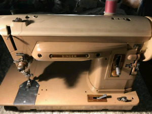 Singer 404 vintage sewing machine