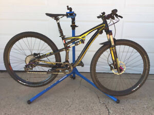 2013 Specialized Camber Comp/Santa Cruz tallboy