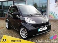 2011 (11) Smart Fortwo Coupe Passion 1.0 Mhd Coupe Automatic 2dr