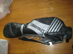Golf Clubs with Bag Lefty Set