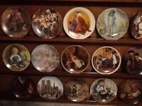 Collector plates and rack