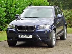 2014 BMW X3 2.0 SDRIVE18D SE Manual Estate