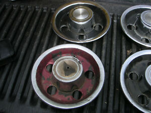 Pontiac GTO Rally 1 wheels with trim ring & cap $150 ea Peterborough Peterborough Area image 9