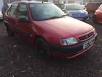 2002 CITROEN SAXO Cheap insurance